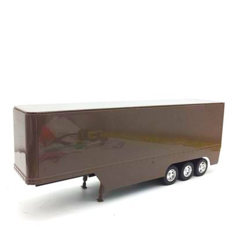 38cm 1:32 Scale Truck Model Modification Accessories Trailer Car Vehicle Traffic Tools Display Show Plastic Toys Fans Gifts
