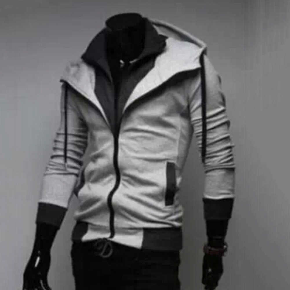 자켓 남성 가을 겨울 지퍼 캐주얼 자켓 윈드 브레이커 남성 코트 비즈니스 veste homme outdoor stormwear clothing