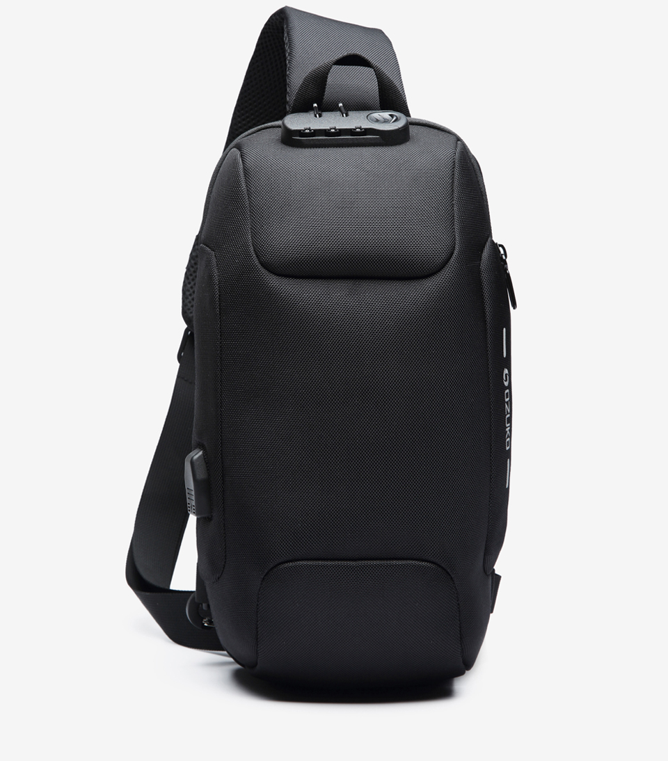 Anti-Theft Sling Bag