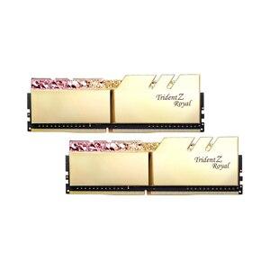 Image 3 - G. skill trident z royal series rgb pc, ram ddr4 memória pc4 8gb 32gb 16gb 3200mhz 3000mhz 3600mhz desktop 8g 16g 4266 3000mhz