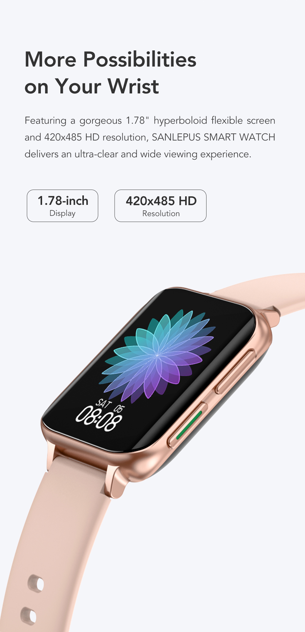 Polegada chamadas bluetooth smartwatch relógio diy rosto