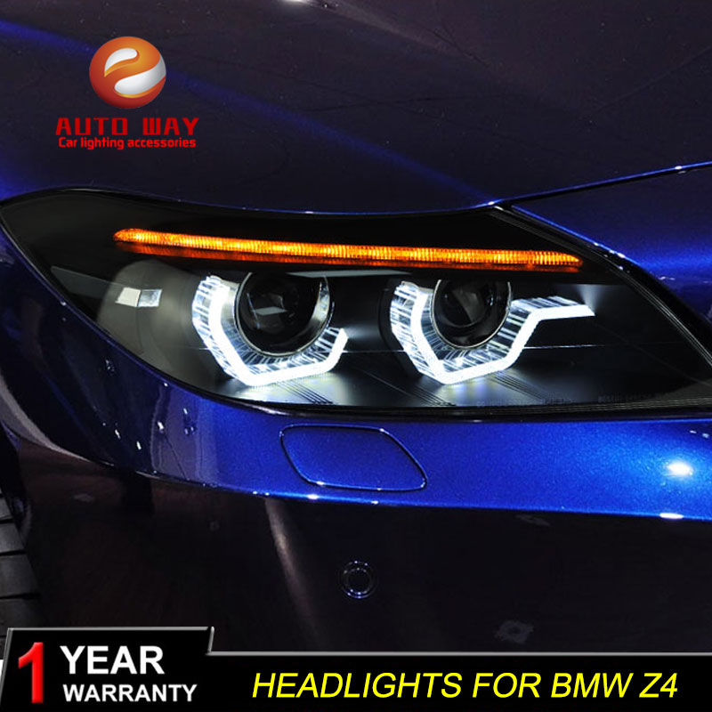 For BMW Z4 E85 Super White Xenon HID Parking Beam Side Light Headlight Bulbs