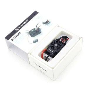 Image 5 - Hobbywing CONTROLADOR DE VELOCIDAD Hobbywing EZRUN, impermeable, WP SC8 120A, sin escobillas, enchufe ESC T