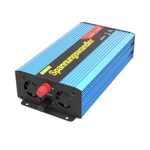 Image 4 - Edecoa 1200W 2500W Gemodificeerde Sinus Omvormer Dc 12V Naar Ac 220V 230V 240V off Grid Omvormer Converter 1000W 1500W