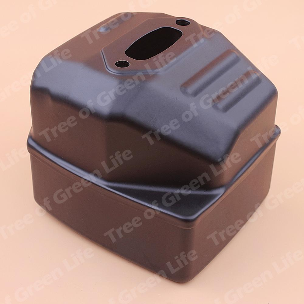 Tools : Exhaust Muffler For Husqvarna 394 394XP 395 395XP Chainsaw 503711305