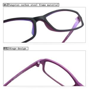 Image 4 - KATELUO 2020 여성 컴퓨터 고글 안티 블루 라이트 레이저 피로 방사선 방지 안경 안경 프레임 여성 13021