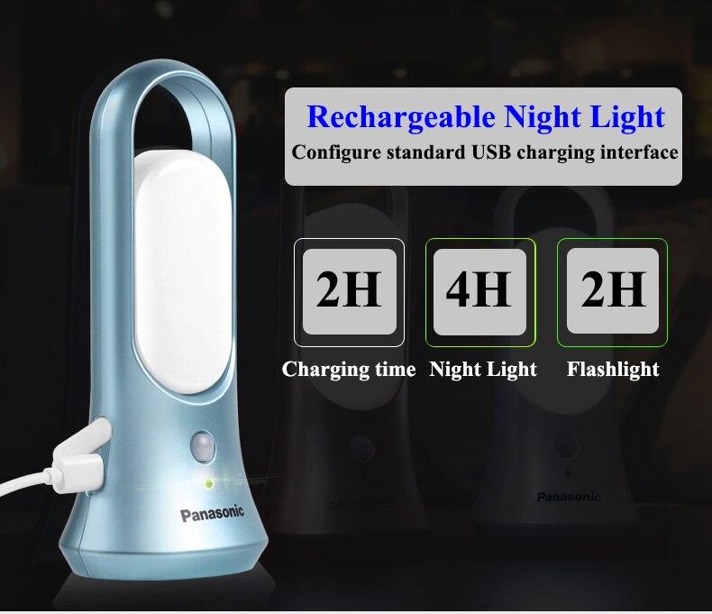 Panasonic LED Portátil Mini Lanterna Luz Da