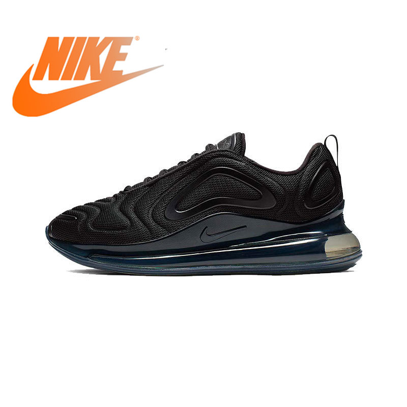 Original Authentic NIKE Air Max 720 Men's Running Shoes Sneakers Breathable Designer Sports 2019 Spring New Arrival AO2924-004 image