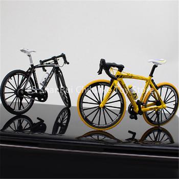 1 10 Finger Bmx Bike Professional minirower kolekcja zabawek dla chłopców tanie i dobre opinie Metal CN (pochodzenie) clts-0113 17 5*10 5 Finger rowery 8-11 lat 12-15 lat Dorośli red yellow black color box gifts collection