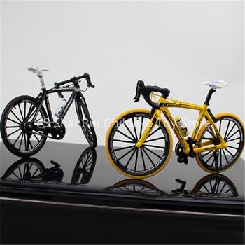 1:10 Finger Bmx bicicleta profesional Mini bicicleta colección juguetes para niños