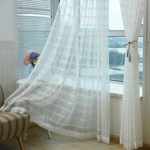 Cortinas para sala de estar, dormitorio, ventana, cortinas opacas gruesas, lino, lino, hilo, lino, cuadrado, moderno y sencillo