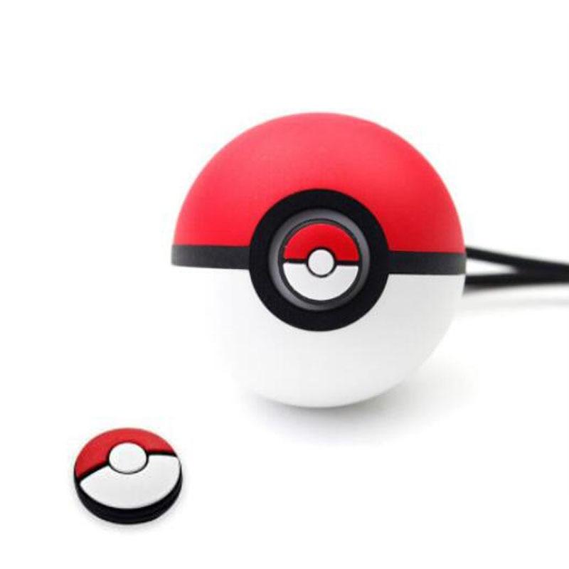2pcs Thumbstick Joystick Cover For Nintend Switch NS Controller Pokemon Poke Ball Plus Pokeball Game Case Thumb Stick Grips Caps