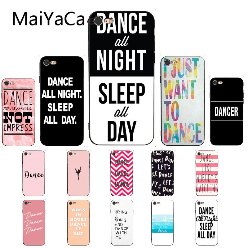 When In Doubt Dance! iPhone 11 case