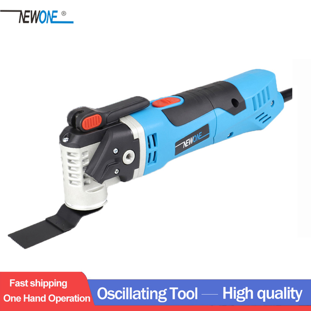 NEWONE Multi Functional Electric Saw Renovator Tool Oscillating Trimmer Home Renovation Tool Trimmer woodworking Tools