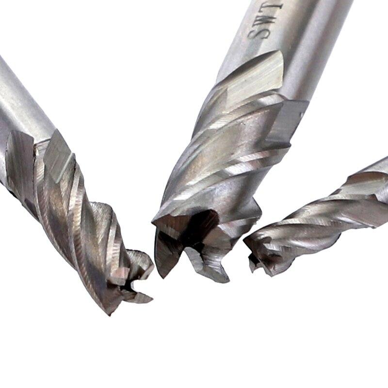 Karbido galo frezavimo staklės CNC įrankiai HSS skersmuo 2-10mm - Staklės ir priedai - Nuotrauka 3