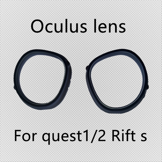 Customized Short sighted, longsighted and astigmatism glasses for oculus Quest2/1 rift s,Lens Inserts VR Prescription Lenses 1