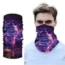 Бандана «звездное небо» аниме Балаклава волшебный шарф головной
