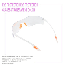 12 Pcs Protection Glasses Vented Glasses Anti-Splash Goggles Sand Prevention Safety Glasses Protective Supplies Cycling Glasses cheap PC lens Safety Goggles Clear Plastic Unisex