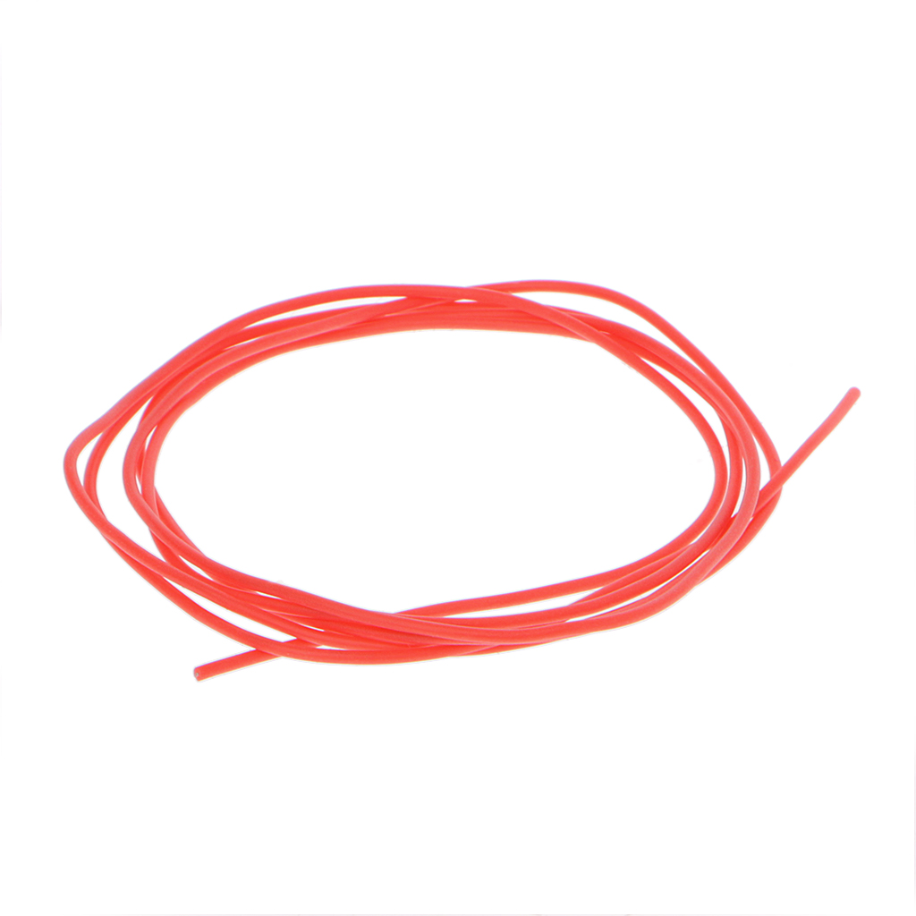 1M <font><b>28AWG</b></font> Flexible <font><b>Silicone</b></font> Wire RC Cable Soft Resistant High Temperature Drop Ship Support image