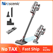 Proscenic P11 Cordless Vacuum Cleaner, Stick Vacuum with Mop, 25000pa Powerful Motor, Removable Battery