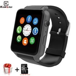 Kaimorui GT88 ساعة رقمية أندرويد عداد الخطى القلب معدل تعقب الإضاءة الرياضة ساعة ذكية لنظام تشغيل الأندرويد Andriod الهاتف ساعة الكاميرا