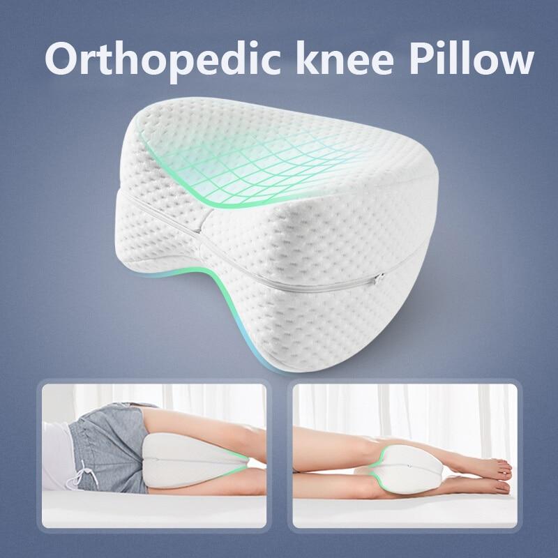 Home Memory Foam Leg Pillow Beauty Leg Plastic Surgery Hip Sciatica After Hip Pain Relief Thigh Leg Cushion Cushion Memory Foam