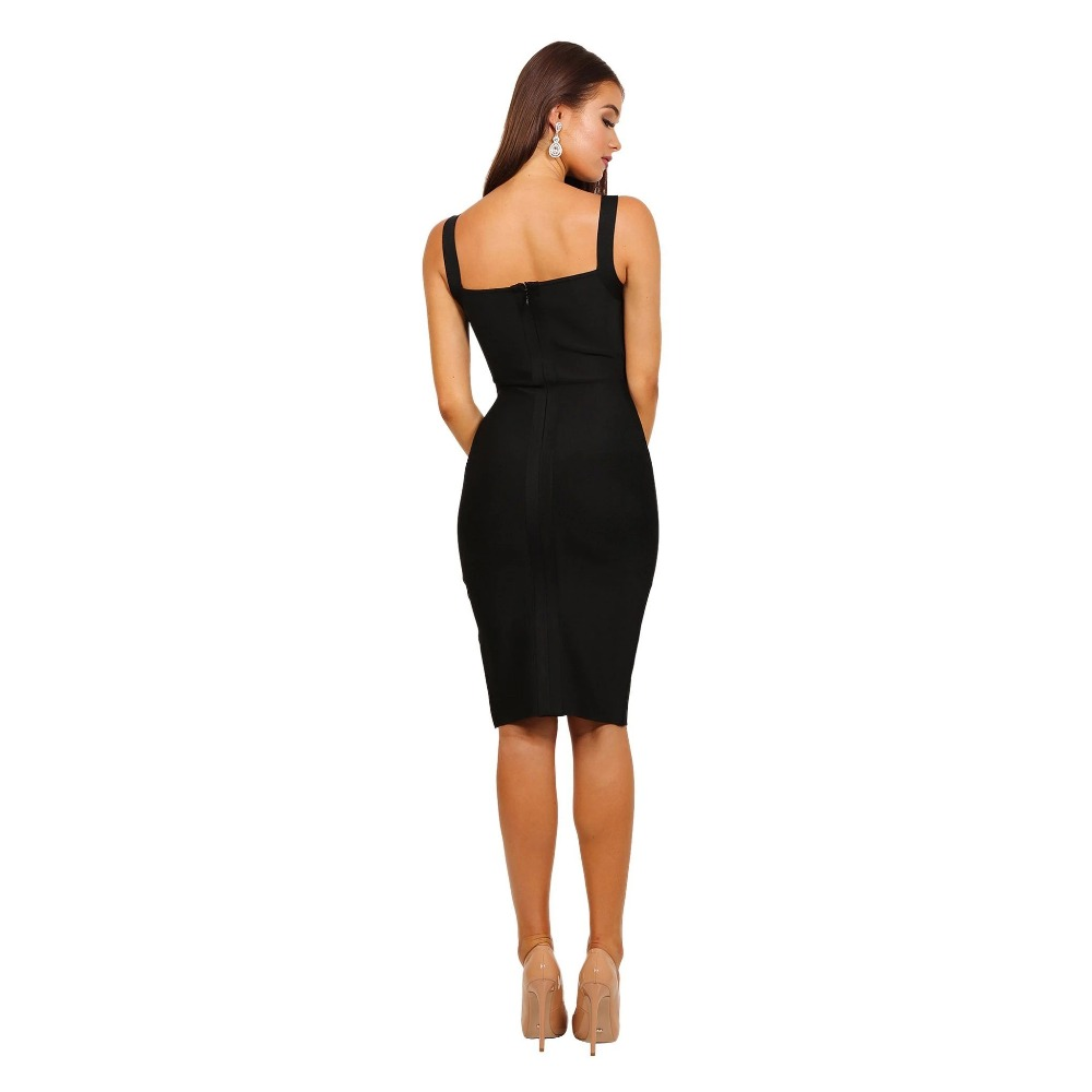 women bandage dress-400