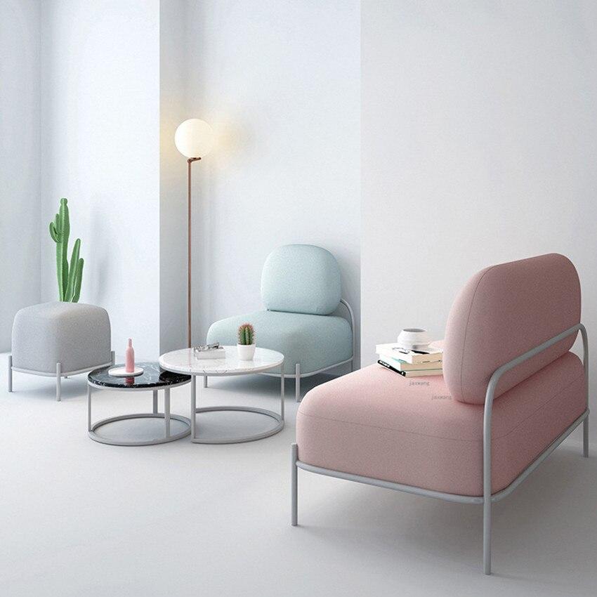 Modern Apartment Sectional Sofa Chair