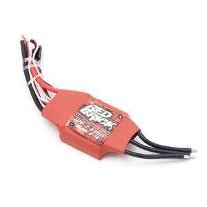 Image 3 - Red Brick 50A/70A/80A/100A/125A/200A Brushless ESC Electronic Speed Controller 5V/3A 5V/5A BEC for FPV Multicopter