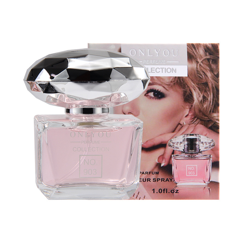 JEAN MISS Brand Perfume For Women Atomizer Bottle Glass Fashion Lady Female Parfum Long Lasting Flower Fragrance Deodorant 30ml