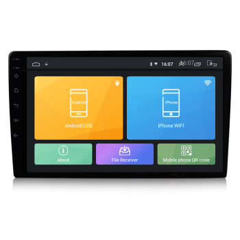 9'' /10.1'' Multimedia Player Wifi Auto Stereo Audio 2.5D Android 9.0 Universal 2 Din GPS Navi Car Radio Video MP5 Player image