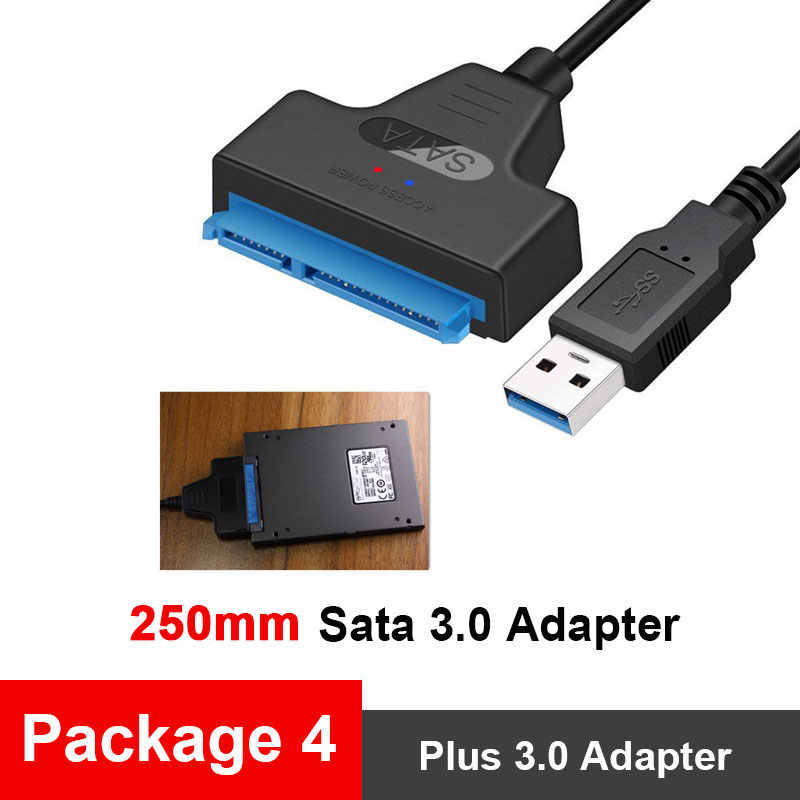 """SanDisk ssd 1tb internal ssd festplatte ssd жесткий диск жесткий диск SSD Festplatte SATA 2,5 """"120 GB 240GB 480GB solid state hdd 1TB festplatte mit Rack USB 3.0 adapter Halterung für laptop festplatte ssd ssd"""