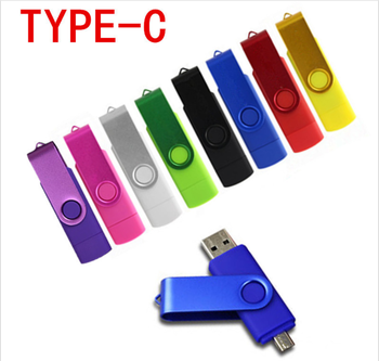 USB Memory Card TypeC 128GB 64GB 32GB 16GB External Storage Dual Application android phone image