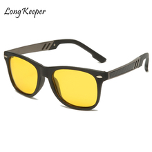 Sunglasses Driving Vision Yellow Night Day At Men for Women Safety-Eyewear Polarized