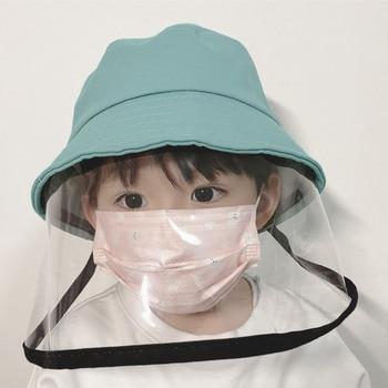 1-4 years old Baby Kids Children mask for child prevent dust-proof cover full face eyes protect masks girl boy