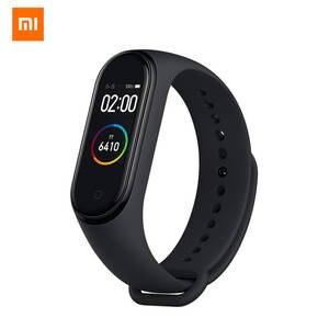 Xiaomi Mi-Band Smart-Bracelet Global-Version Amoled-Screen Fitness-Tracker Sport Waterproof