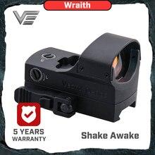 """Векторная оптика Wraith 1x22x33 High End 1x22x33 тактическая винтовка 3 MOA пистолет Красный точка зрения 66 мм 2,"""" Длина для ночной съемки охоты"""