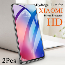 For Redmi K20 K30 Screen Protector 10X 4G 5G Pro Hydrogel Film Xiaomi A2 Lite 4X 5A  6Pro 5 Plus 6A 7A 8A 9A Soft TPU