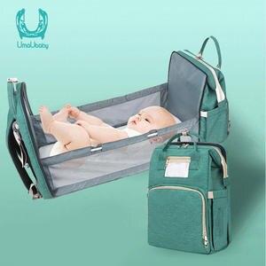 Umaubaby Diaper-Bag Stroller Mummy-Bags Multifunction Large-Capacity Waterproof Pre-Design