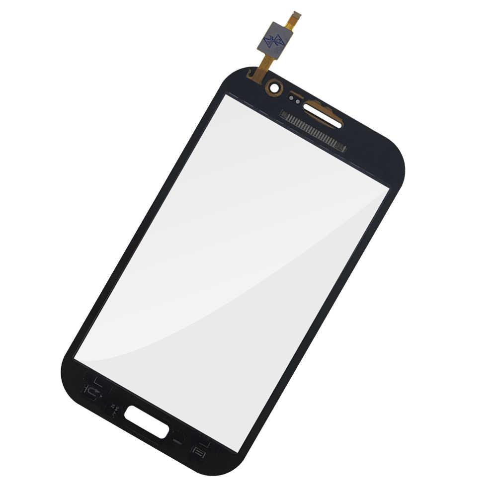 לסמסונג גלקסי גרנד Duos GT i9082 i9080 ניאו i9060 בתוספת i9060i i9062 מגע מסך זכוכית Digitizer עבור GT-i9082
