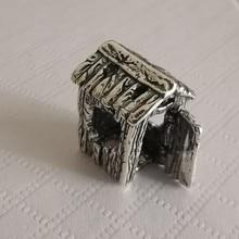 דבקון 925 סטרלינג כסף את משרד קסם חרוז אירופאי תכשיטים