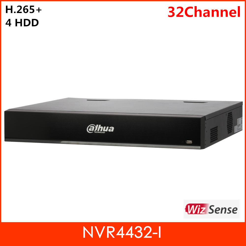 New Dahua NVR 32 Ch 1.5U AI Network Video Recorder Smart H.265+ 32 Channel IP Video Access Up to <font><b>12</b></font> Face pictures for IP Cameras image