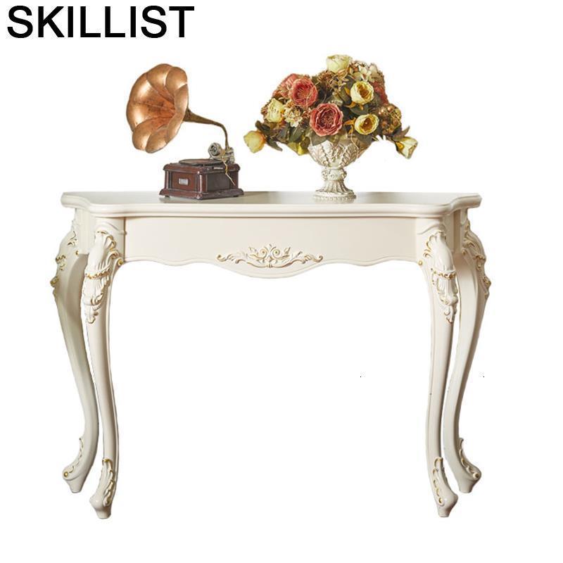 Criado Mudo Side Coffe Desk Sehpa Auxiliar Bedside Minimalist Door Centro Basse De Salon Mesa Escritorio Console Table