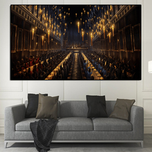 Poster Canvas Painting Bedroom-Decor Potteres Harries Wall-Art-Pictures Prints for Kids