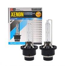 2PCS AC 55W Car Headlight Bulbs D2S 6000K 4300K 8000K 10000K 5000K D4S 35W HID Xenon Lamp D2R D4R For E63 E65 E46 E60 E85 E53