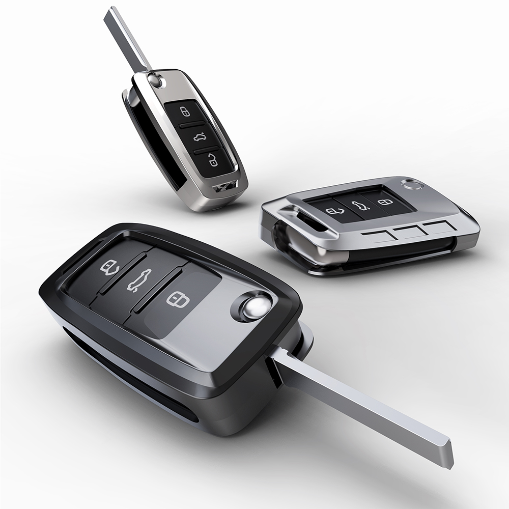 lowest price zinc alloy Key Cover Case For VW Golf Bora Jetta POLO GOLF Passat Skoda Octavia A5 Fabia SEAT Ibiza Leon Car Protection