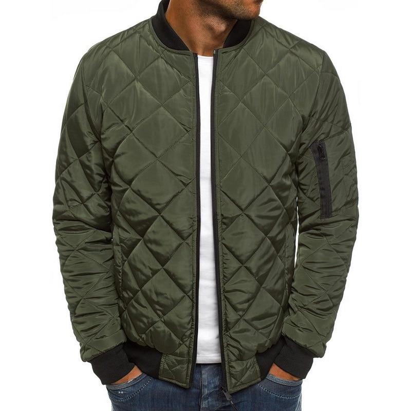 2019 Autumn Winter Jacket Men Warm Coats Streetwear New Male Lightweight Windproof Packable Jacket hip hop Innrech Market.com
