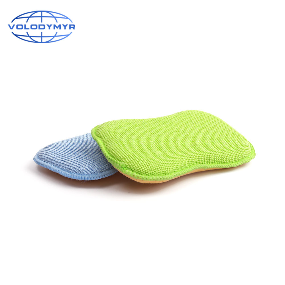 Car Sponge Window Blinds Windshield Brush Accessories For Cleaning Detailing Tools Clean Detail Carwash Microfiber