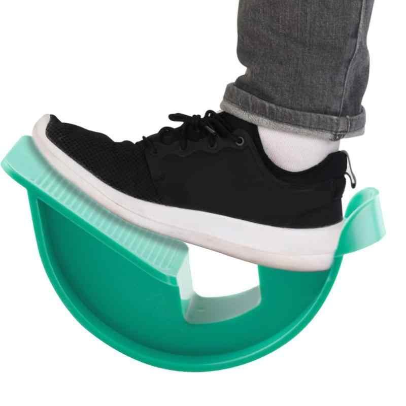 1pc רגל נדנדה עגל קרסול למתוח לוח עגל קרסול למתוח לוח עיסוי כושר דוושת גיד שריר יוגה ספורט יוגה רגל