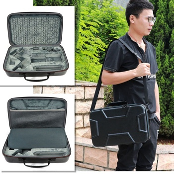 EVA Hard Shockproof Case Box Portable Storage Bag Carrying Case for DJI Ronin-S SC Handheld Gimbal Stabilizer and Accessories handheld gimbal portable storage bag waterproof shoulder bags carrying case for osmo mobile 2 3 feiyu zhiyun